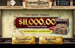 Captain Jack Casino Review