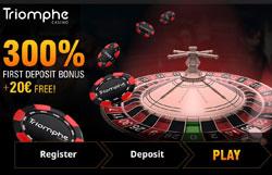Triomphe Casino Review