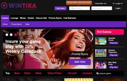 Wintika Casino Review