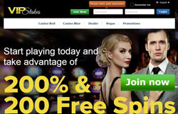 VIP Stakes Casino Review