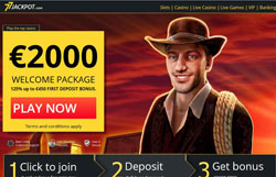 77Jackpot Casino Review
