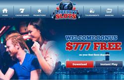 Liberty Slots Casino Review