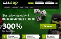 Casdep Casino Review