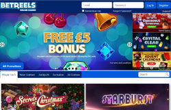 Betreels Casino Review