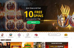 Get free spins no deposit at Bob Casino