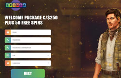 Spinia Casino Review